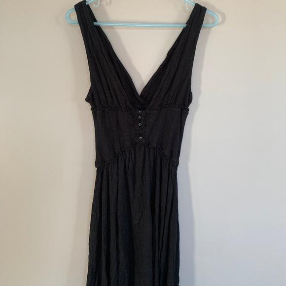 Free People Dresses & Skirts - Free People deep-V mini dress